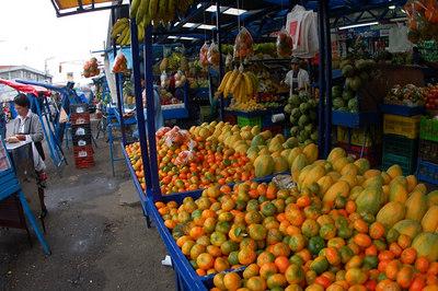 Fruit Market in Cartago