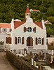 Saba - I loved the traditional, quaint look of the traditional small churches in each town.  © Rick Collier