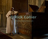 "Cairo, Egypt -- A cleric describes history and religious practice within the mausoleum of the Sultan Hassan mosque.  (Subject permission / release is available.) © Rick Collier / RickCollier.com<br /> <br /> <br /> <br /> travel; vacation; tour; tourism; tourist; destination; Egypt; Cairo; mosque; madrassa; Sultan; Hassan; ""Sultan Hassan""; mausoleum; imam; cleric; Koran;"