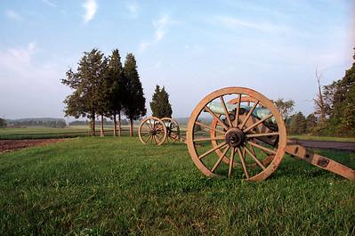 East Cavalry Battlefield - Gettysburg National Battlefield, Pennsylvania