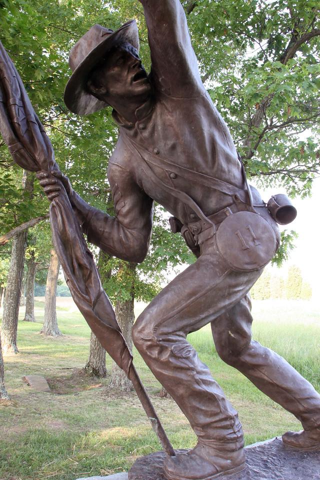 11th Mississippi Monument