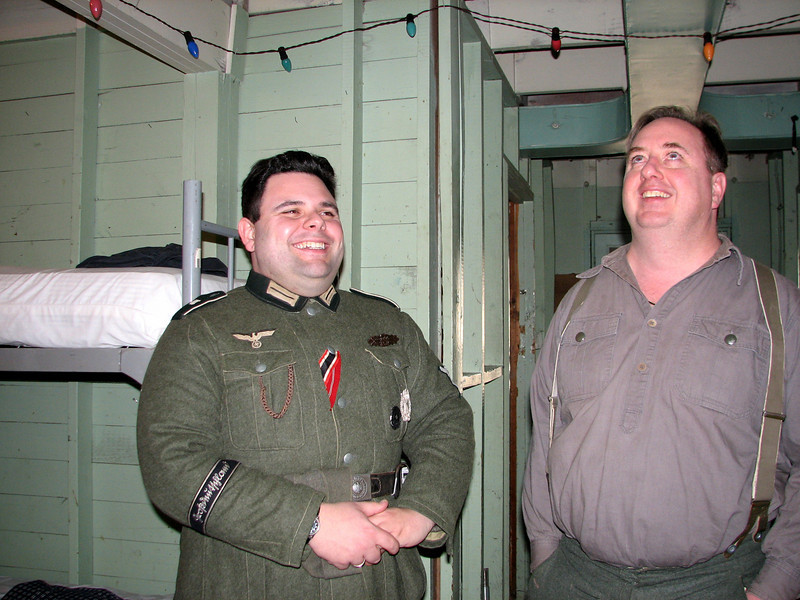 Gross Deutschland barracks