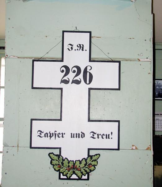 IR226 barracks
