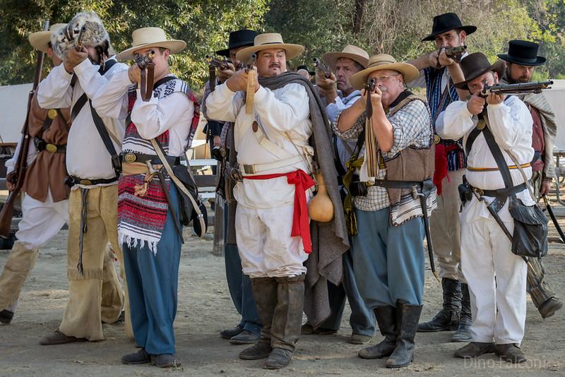 Civil War 1863 Tres Pinos