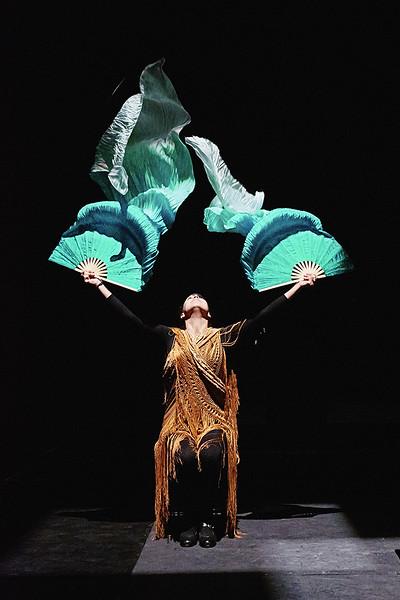 #1 Maria Corina Salcedo | rehearsal of Flamenco Intimo Adrienne Arsht Center Miami | December 17 ,2016