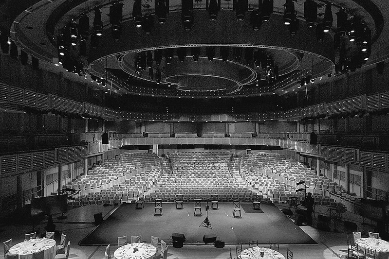 #33  The Knight Concert Hall, Adrienne Arsht Center for the Performing Arts