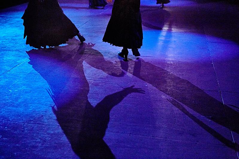 #9 SFDT | rehearsal of Flamenco Íntimo Miami-Dade County Auditorium | May 30, 2015