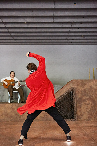 #3 Antonio Canales | Rehearsal of Beetween Worlds Cinemat Studios Miami | September 2014