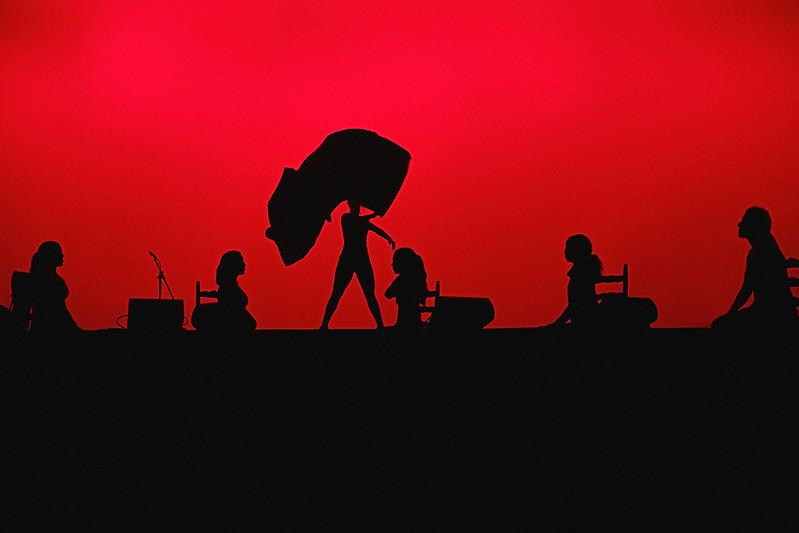 #30 Siudy Garrido | Rehearsal of Flamenco Íntimo Miami-Dade County Auditorium | May 30, 2015