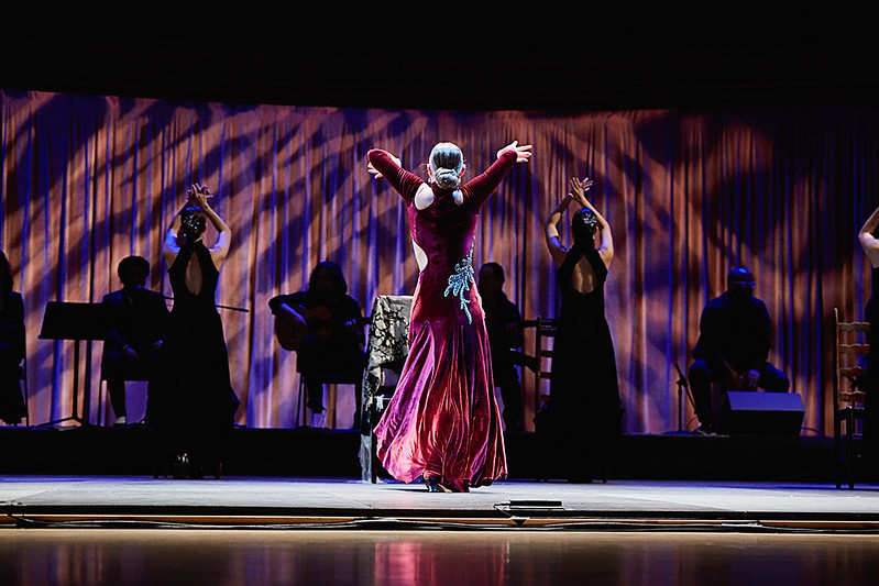 #26 Siudy Garrido | Flamenco Intimo Adrienne Arsht Center Miami | December 17 ,2016