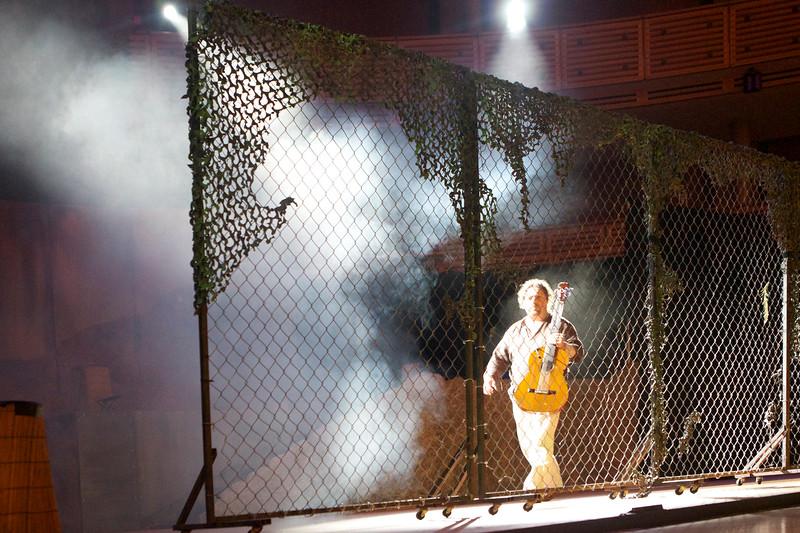 #17  Jose Luis Rodriguez | Rehearsal of Beetween Worlds Adrienne Arsht Center Miami | June 22, 201217
