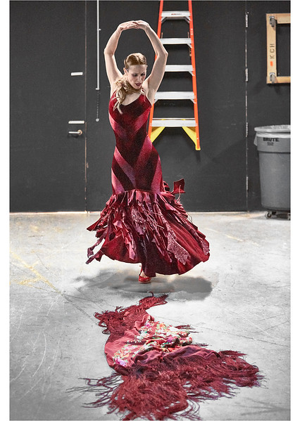 In the Meantime, 2016 (print 2017) Siudy Garrido at Adrienne Arsht Center