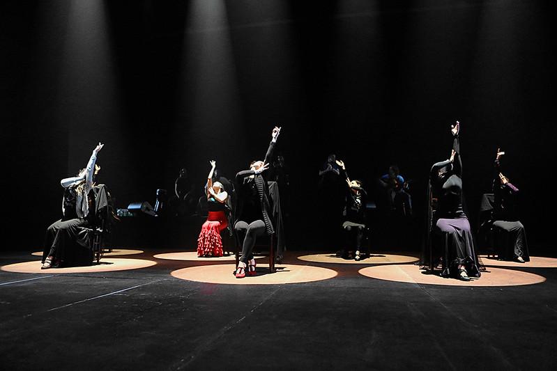 #10 Siudy Garrido, Patricia Cinquemani, Anali Alcantara Claudia Gonzales, Natalia Novela | Flamenco Íntimo Miami-Dade County Auditorium | May 30, 2015