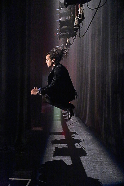 #19 Farruquito behind the Scene | Flamenco Íntimo Miami-Dade County Auditorium | May 30, 2015