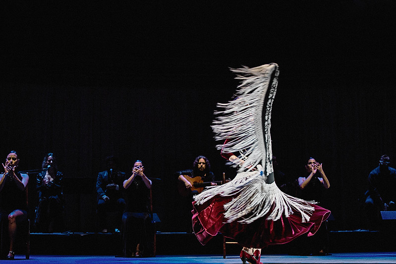 #24 Siudy Garrido | Flamenco Intimo Adrienne Arsht Center Miami | December 17 ,2016