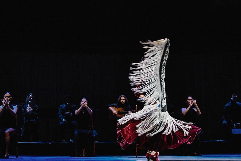 #24 Siudy Garrido | Flamenco Intimo Adrienne Arsht Center Miami | December 17 ,2016