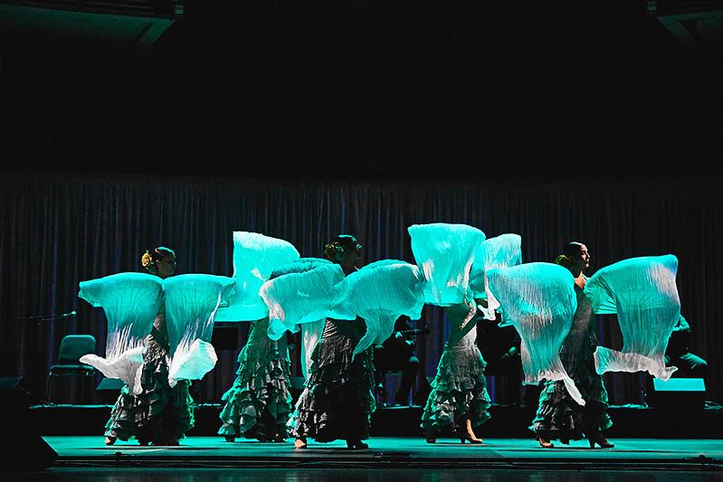 #28 Daniela Rosi, Natalia Novela, Maria Corina Salcedo, Claudia Gonzalez, Stefany Vivas | SFDT Flamenco Intimo Adrienne Arsht Center Miami | December 17 ,2016