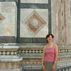 Me at the Siena Duomo