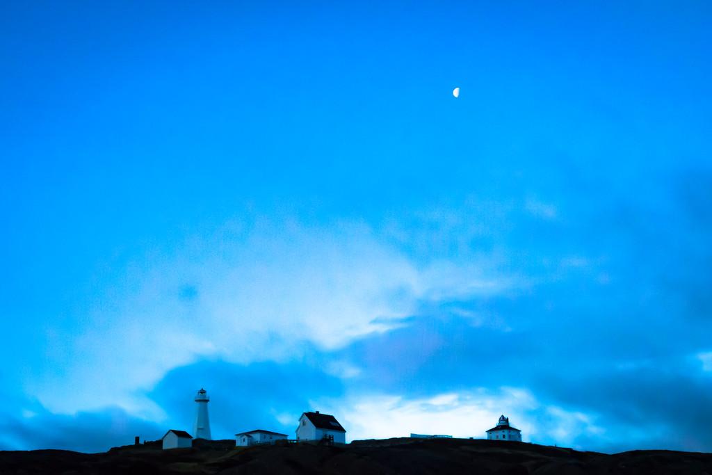 L'aube sur le point le plus a l'est du Canada, Cap Spear - Cap Spear - Terre Neuve -