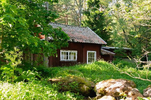 Skuggan, Enköping, Sweden,