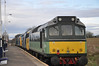25278 brings up the rear as 47786 heads for Marton and Middlesbrough