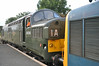 Class 37 <br /> <br /> D6700 <br /> <br /> Brings up the Rear