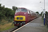 Warship D821 <br /> <br /> Brings up the Rear of 0Z52 heading for the NYMR