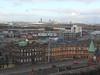 Shot taken looking towards Redcar Steel Works in background