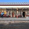 General shot of Ramsbottom Station