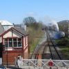 Bellerophon in the sidings