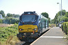 68 007 <br /> <br /> pulls away from Gypsy Lane heading for Nunthorpe