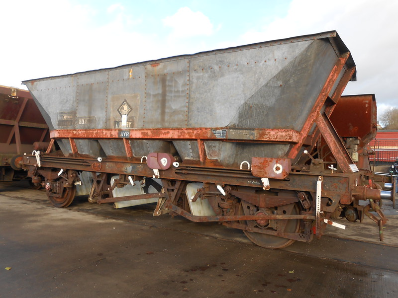 The above one of the last 10,000 wagons built at Shildon wagon works pic 1 of 3