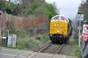 55 022  dragging Steamer Royal Scot 3 pics pic 1 pof 3