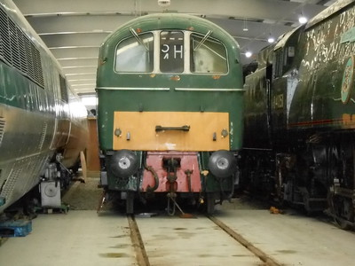Pic 1 of 4 Shildon Railway Museum