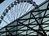 Liverpool One wheel<br /> <br /> Jan 1st 2010