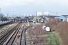 Depot entrance tracks