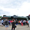 Left to Right <br /> <br /> A4 60009 Union of South Africa <br /> <br /> Flying Scotsman <br /> <br /> V2 4771 Green Arrow