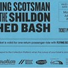 Ticket to ride behind flying Scotsman