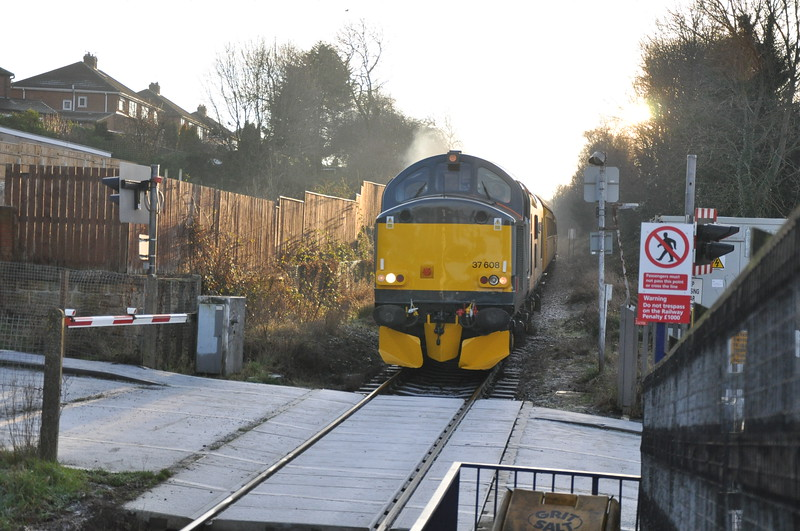 24th Jan 2017 Tees Yrd - Doncaster West Yrd via Whitby pic 1 of 10