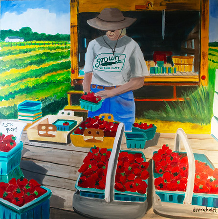Strawberry Farm Stand