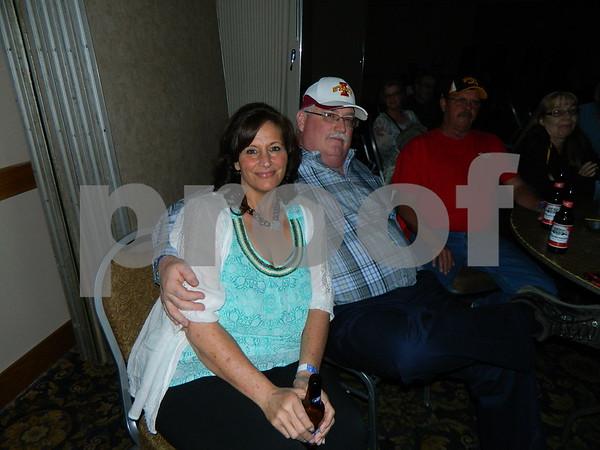 Dawn Zobrosky and Joe Casey
