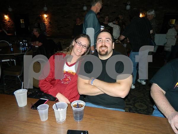 Isaac and Gina Thomason