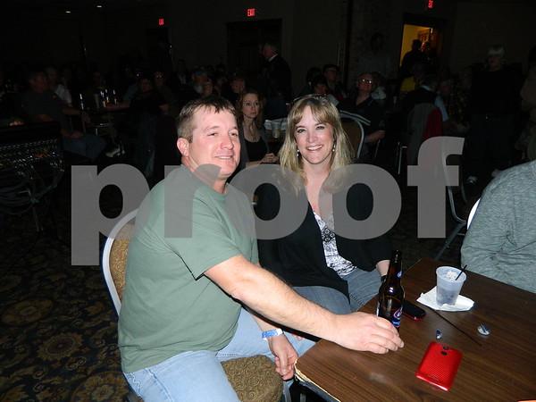 Jared and Heather Bergland