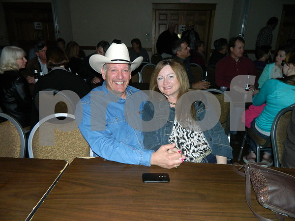 Ken Jepsen and Tamie Knoll