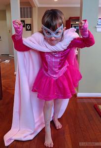 "My fierce ""Super Girl!"""