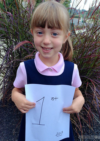 First grade!