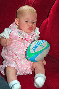 Watching the Rugby (4)