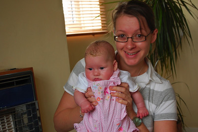 With Aunty Claire (1)