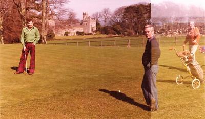 Portmarnock golfklúbburinn - Írland.