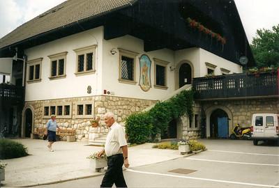 Klúbbhúsið í Bled, Evrópukeppni seniora, Slovenía 2003.